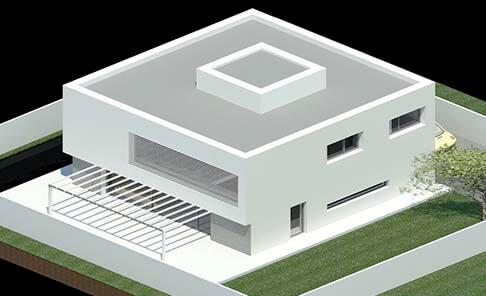 Passivhaus Madrid 28010